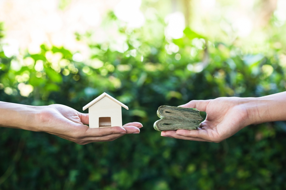 65 percent of Americans consider buying a home an investment