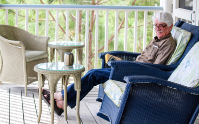 As older populations grow larger, downsizing can be an ideal home option