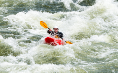 Whitewater park opens in Fort Collins
