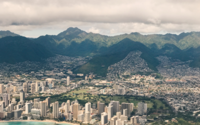 Prices for homes in Oahu fell slightly last month, according to Honolulu Board of Realtors